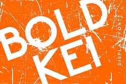 Bold Kei Font (FREE), Font Bold yang Tajam dan Berani