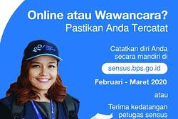 Sensus Penduduk Online, Mengisinya Ternyata Mudah!
