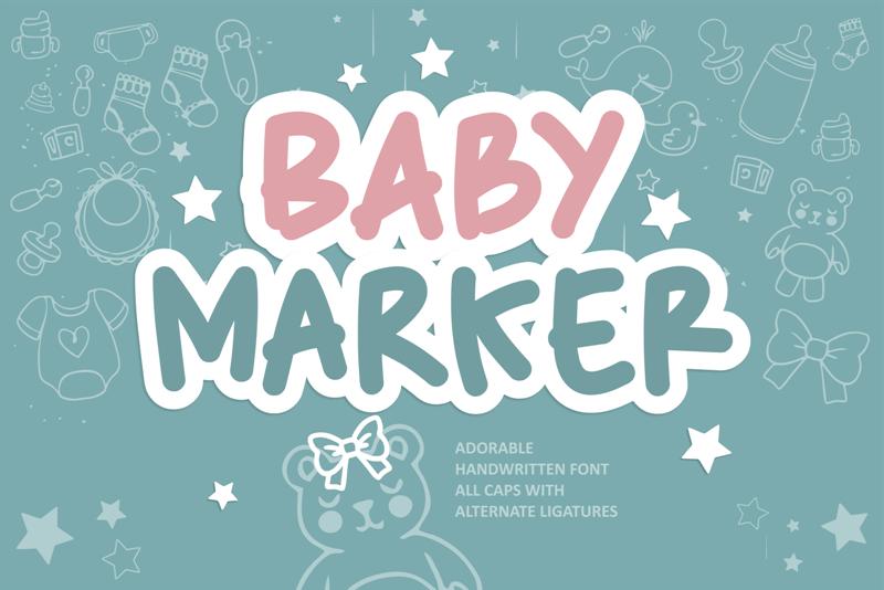 Baby Marker