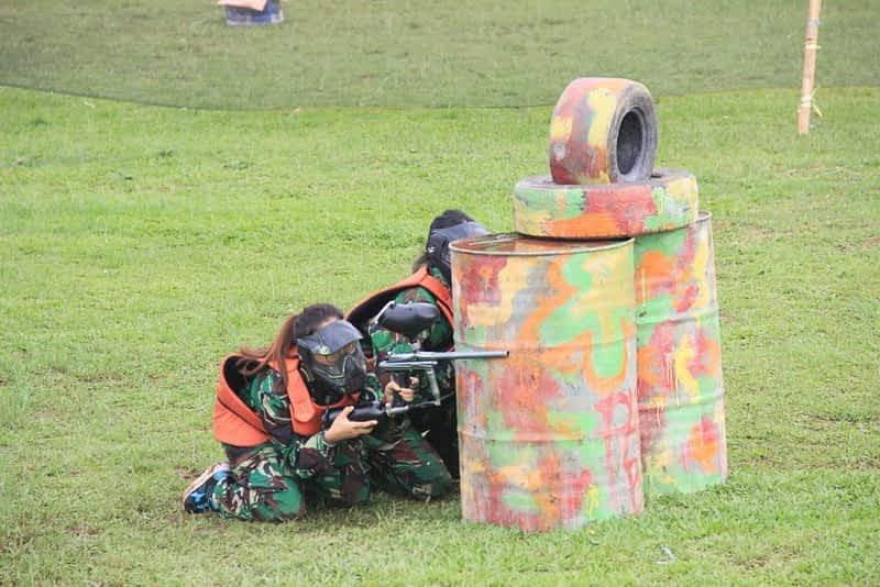 Tempatbagi.com - Paintball War Games
